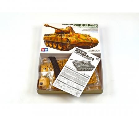 1/35 Ger. Panther Ausf.D