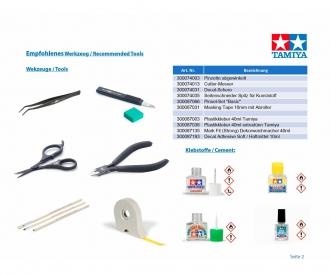 1:35 US Panzerjäger M10 (3) Mittl. Prod.