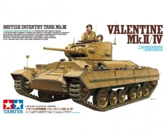 1:35 Brit. Valentine Mk. II/IV