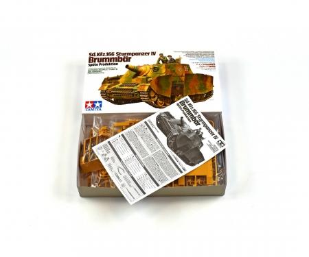 1:35 Sd.KFz. 166 Brummbär Späte Prod.