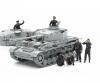 1/35 German Tank Crew Set