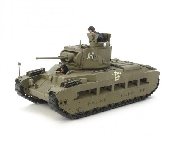 1:35 Brit. Pz Matilda Mk.III/IV Red Army