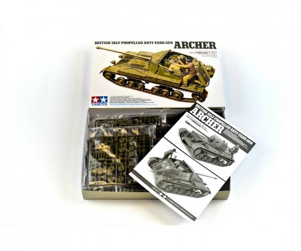 1:35 Brit. Jagdpanzer Archer 17pdr.