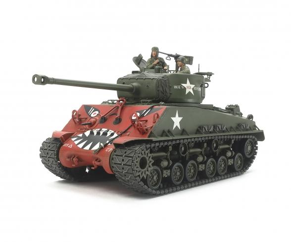 1:35 US M4A3E8 Easy Eight Korean War