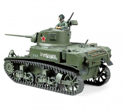 1/35 M3 Stuart Late Production