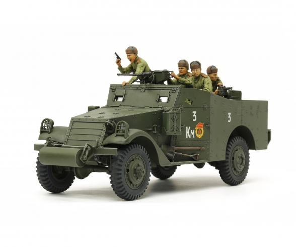 1:35 US M3A1 Scout Car