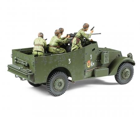 1/35 M3A1 Scout Car