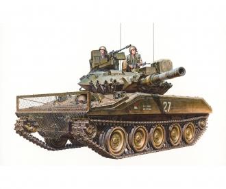 1:35 US M551 Sheridan Vietnam