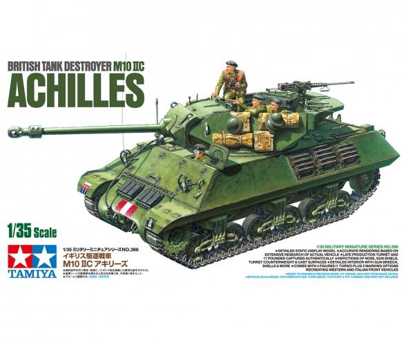 1:35 Brit. M10 IIC Achilles