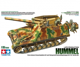 1:35 Dt. Pz.-Haubitze Hummel (3)Sp.Prod.