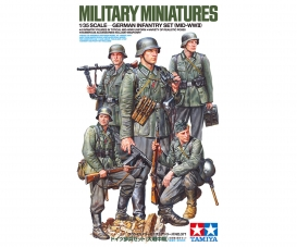 1:35 German Infantry Mid-WWII (5)