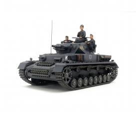 1:35 Ger. Battle Tank IV F L24/75mm
