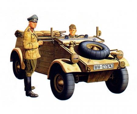 1:16 Kübelwagen Type 82 Afrika Korps