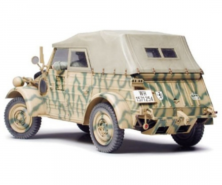 1:16 Kübelwagen Type 82 Europa Feldzug