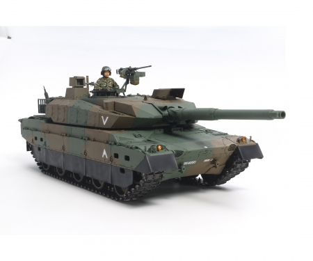 1:16 JGSDF Type 10 Tank (Displaymodel)