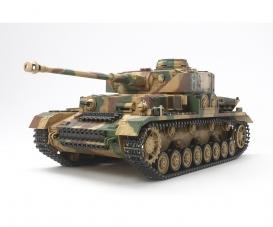 1:16 Ger. PzKpfw.IV Ausf.J Static(Motor)