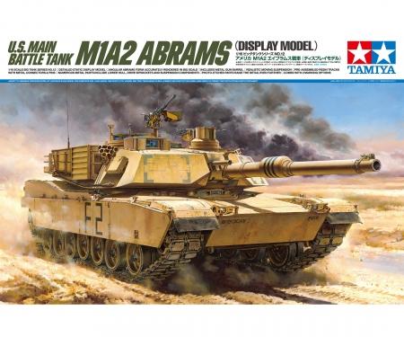 1/16 M1A2 Abrams (Display)