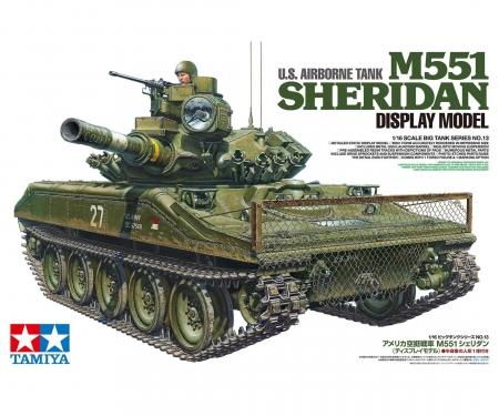 1/16 M551 Sheridan (Display)