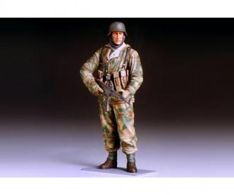 1:16 WWII Figur Dt. Infant.Soldat Winter