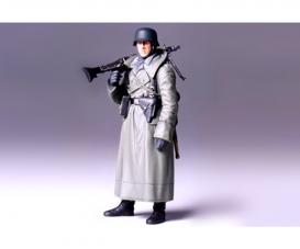 1:16 WWII Figure Ger. Machine Gunner GC
