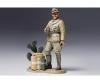1:16 WWII Figure Ger.Tank Crewm.Africa