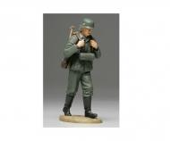 1:16 WWII Figur Ladeschütze MG