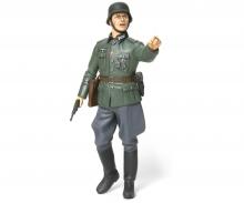 1:16 WWII Figur Deutscher Kommandant