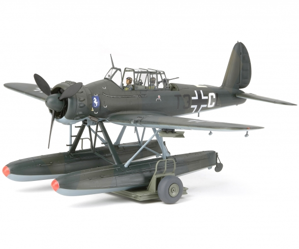 1:48 WWII Dt.Wasserfl. Arado Ar.196A I/T
