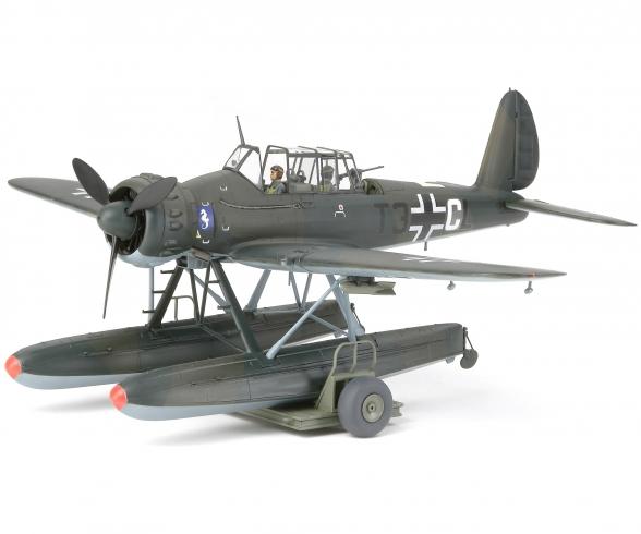 1:48 WWII Ger.Floatpla.Arado Ar.196A I/T