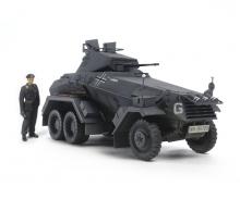 1:35 SdKfz.231 6-Rad Panzerspähwagen