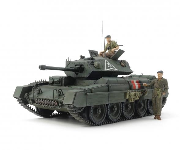 1:35 Brit. Crusader Mk.III Med. Tank