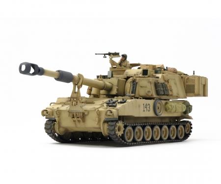 1:35 M109A6 Paladin Irak Haubitze