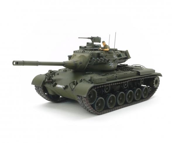 1:35 German M47 Battle Tank