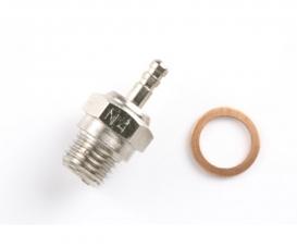 Glow Plug N4 Standard (1) TGS/TNS/TGX