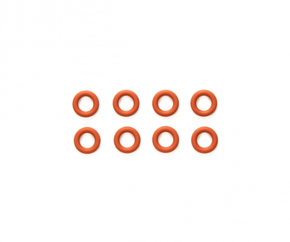 TRF 5mm O-Ring red (8) Gear Differential