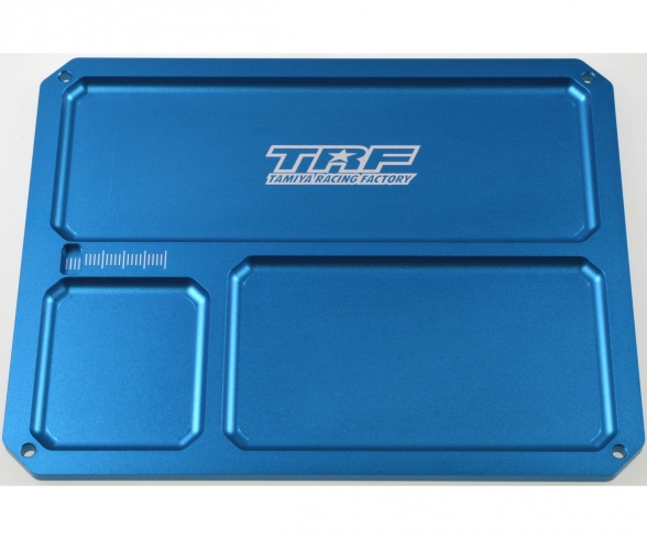 TRF Aluminium Parts Tray 110x140mm