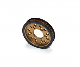 37T Alu 1-Way Pulley