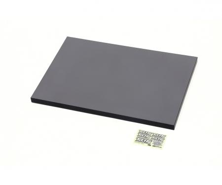 TRF RC-Car Setting Board 300x405x18mm