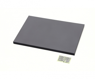TRF RC-Car Setting Board 300x405x18mm