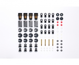 M-Chassis Alu. BB Dampers+ *4