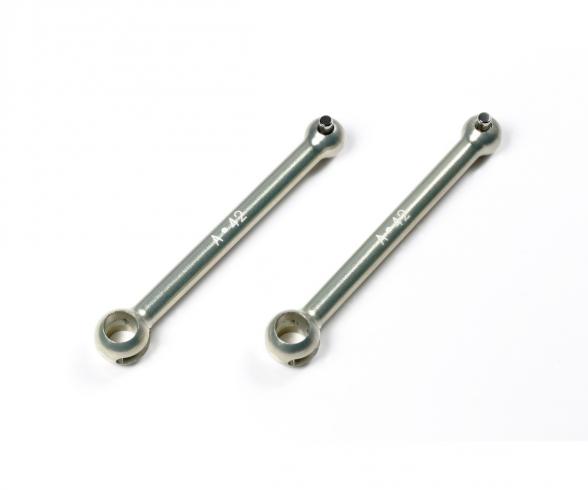 TRF/TT-02 42mm Swing Shaft (Hard) (2)