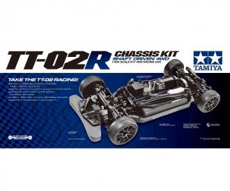 TT-02R Chassis Kit