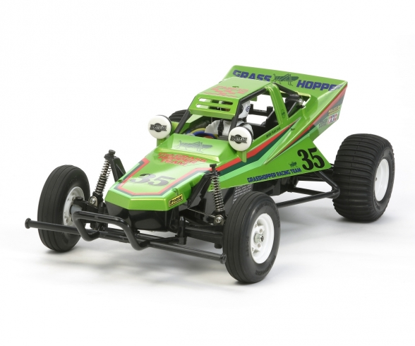 1:10 RC The Grasshopper 2005 Candy Green