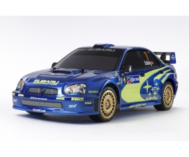 1:10 RC Subaru Impreza WRX 2004 (TT-01E)