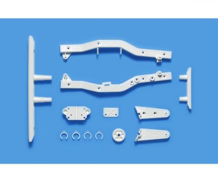 WR-02CB F-Teile Rahmen Weiss