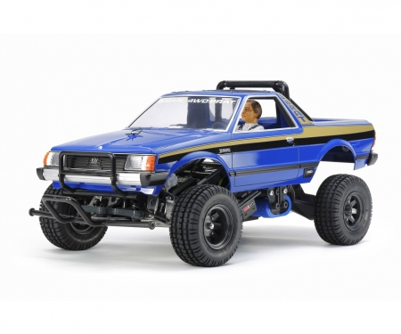 1:10 RC Subaru Brat Blue Version