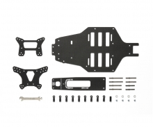 1:10 Carbon-Chassis-Set Top-Force