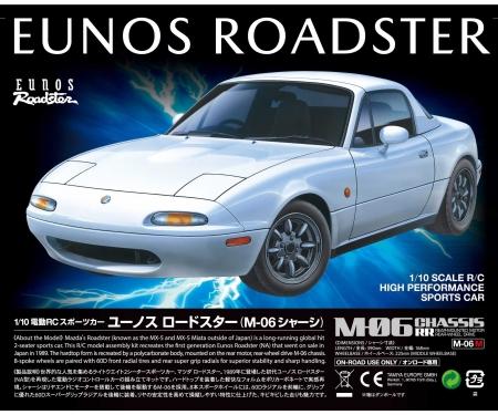 1:10 RC Eunos Roadster (M-06)