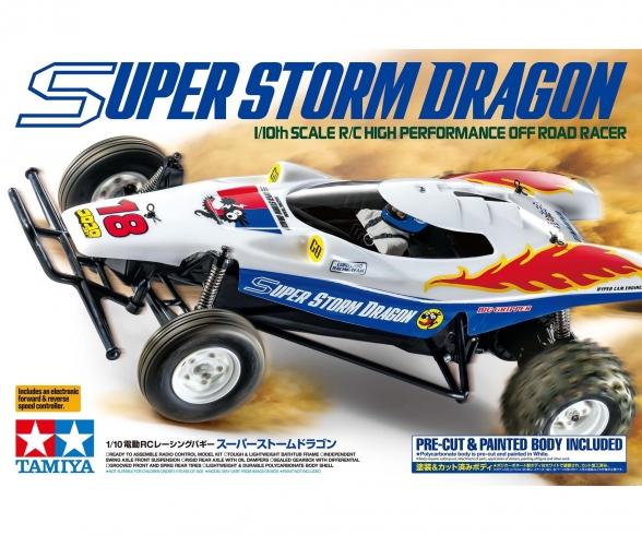 1:10 RC Super Storm Dragon