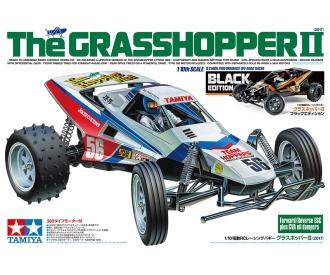 1:10 RC The Grasshopper II Black Edition